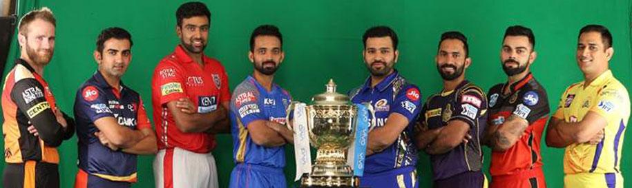 IPL Twenty20 Cricket