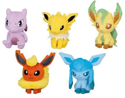 Pokemon Round Form Plush (Koronui) Movie 2013 Part 1 banpresto