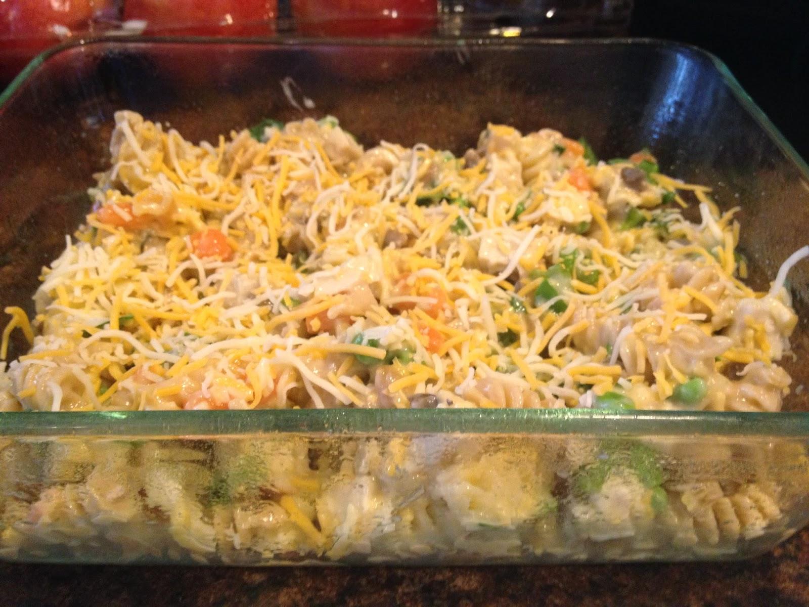Mixed Mushroom Casserole Recipe — Dishmaps