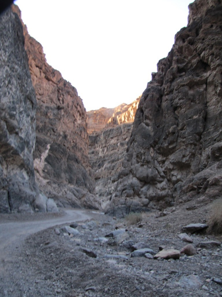 Death Valley Canyon