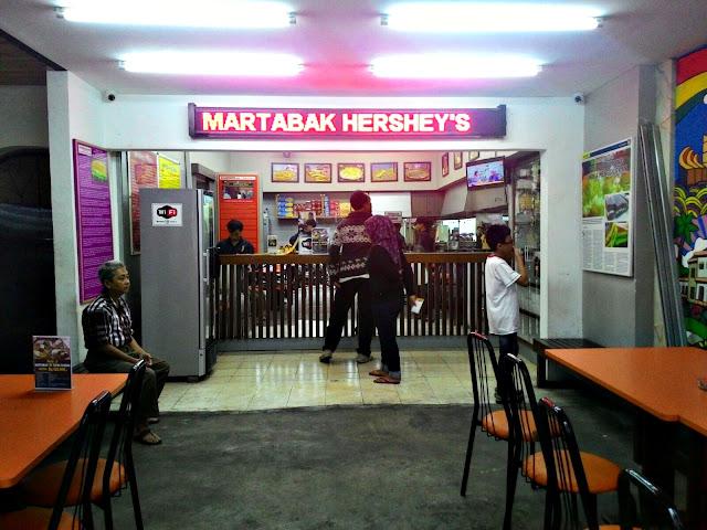 Kedai Martabak Tropica Bandung
