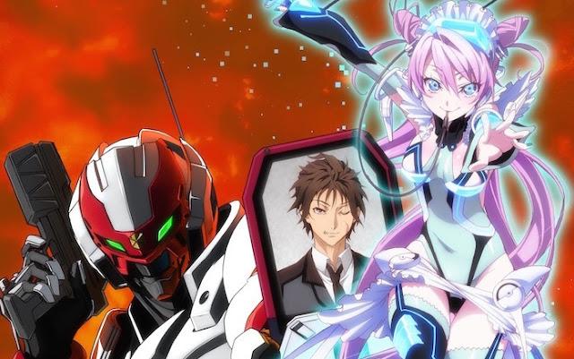 Anime 'Active Raid' Perlihatkatkan Visual Terbaru