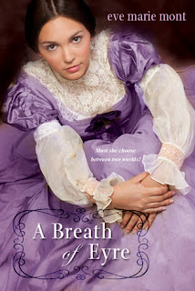 A breath of Eyre book cover