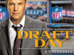 Draft Day Canciones - Draft Day Música - Draft Day Soundtrack - Draft Day Banda sonora