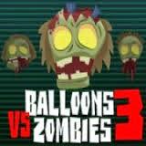 Balonlar ve Zombiler 3