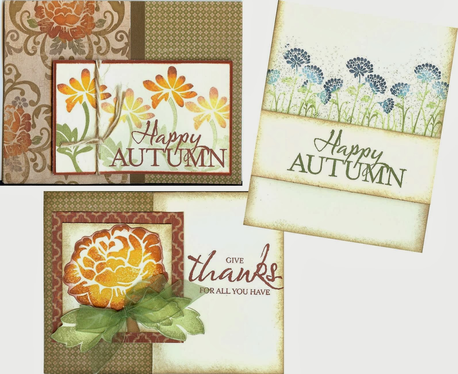 Kimberly thomas papercrafter ctmh current stampsets for Huntington card designs