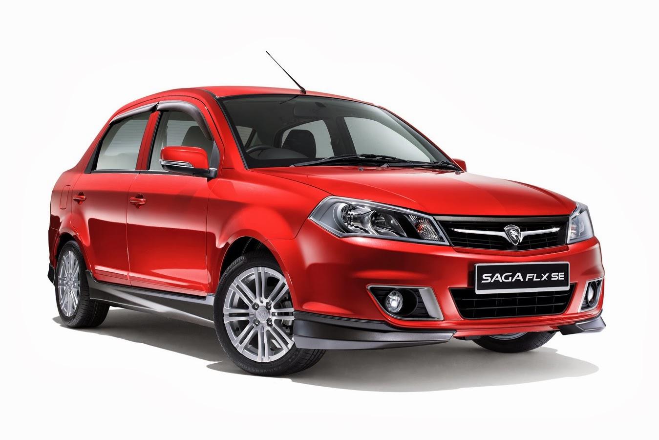 Spesifikasi Proton Saga FLX, Spesifikasi Otomotif Terbaru by Otospek