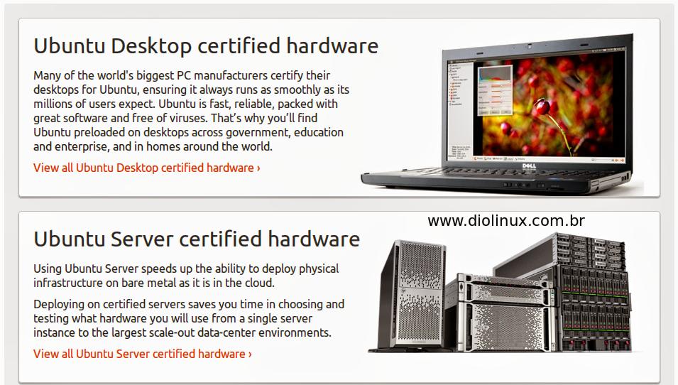 Ubuntu Certified Hardware