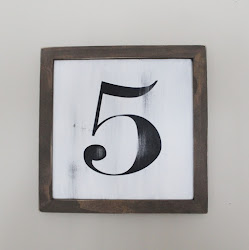 Framed Number Sign