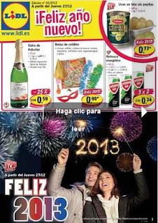catalogo lidl feliz 2013