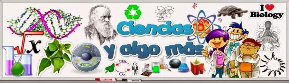 CIENCIAS Y ALGO MAS