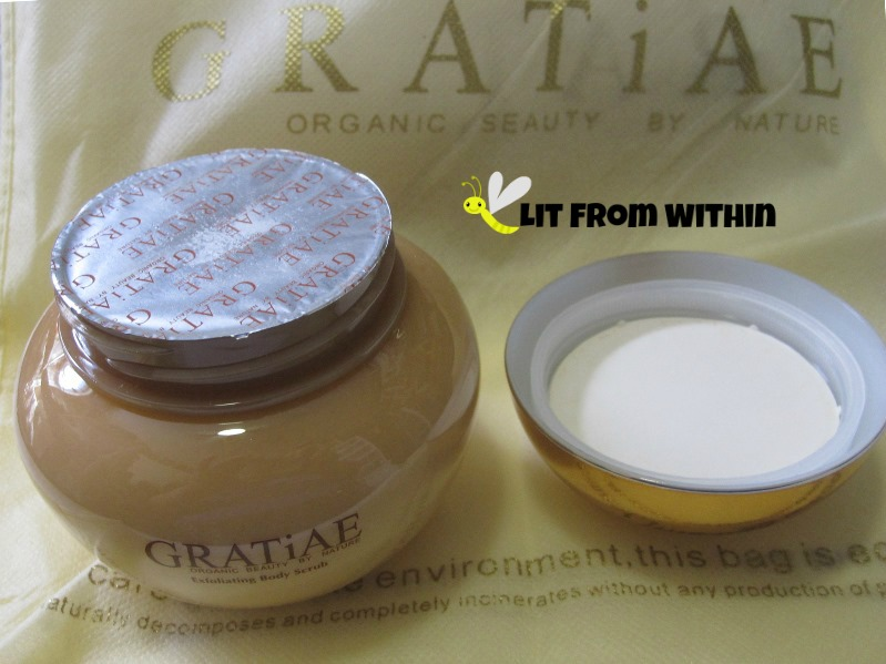 Gratiae Exfoliating Body Scrub