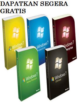Beberapa Versi Windows 7
