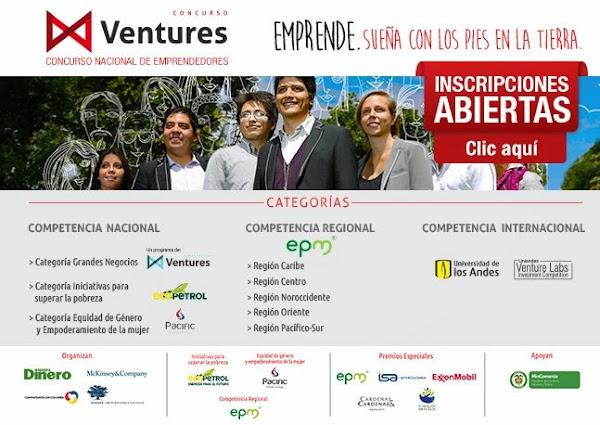 Concurso Ventures