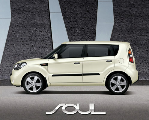 Kia Soul  Too cool  hamsters back   Car Street   Your World Of Cars