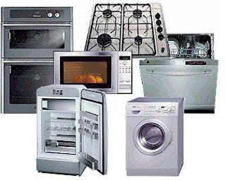 consertos, manutenção e instalação de aparelhos eletrodomésticos