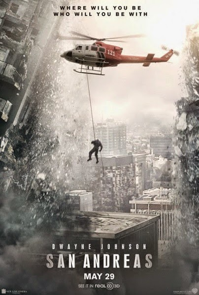 Film San Andreas (3D) 2015