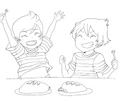 #9 Lucas Coloring Page