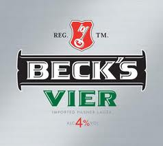 Becks Vier on Draught