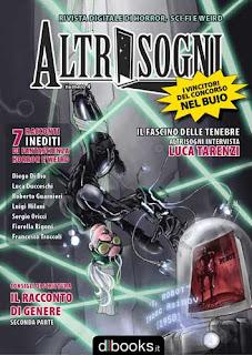 Altrisogni 4, 2011, copertina
