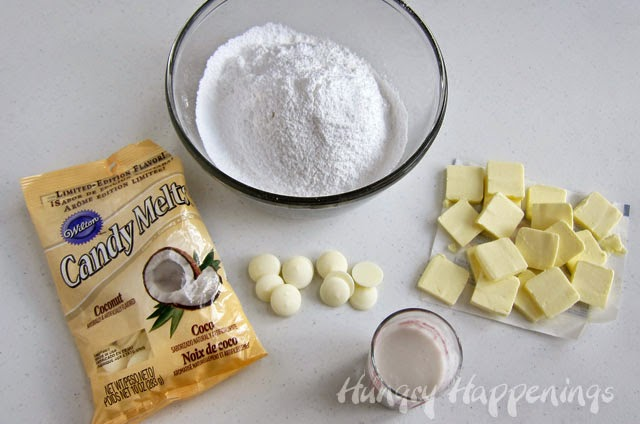 Coconut Buttercream Recipe
