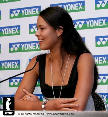 Ana Ivanovic Wins Tournament