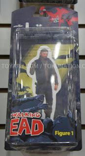 McFarlane Toys The Walking Dead 2013 Toy Fair Display - Comic Book Series