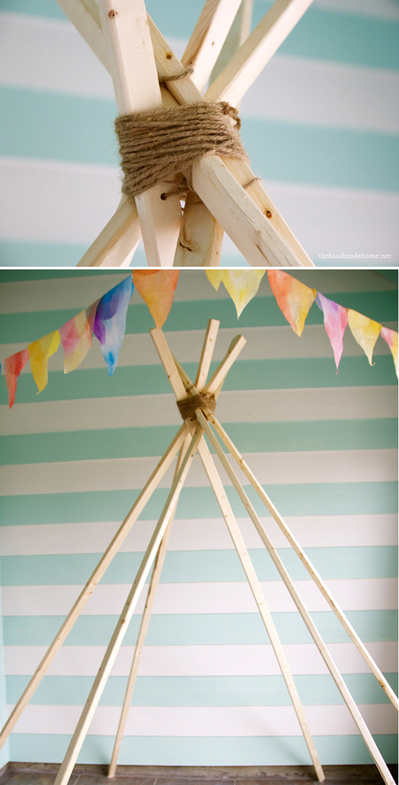 diy tipi indio sin coser para ni os blog f de fifi. Black Bedroom Furniture Sets. Home Design Ideas