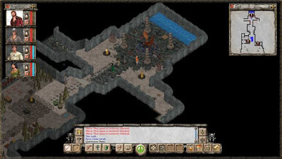 Avernum-Escape-Pit-Review-RPG-Strategy-Turn-Based-Isometric-2D-Classic-Retro