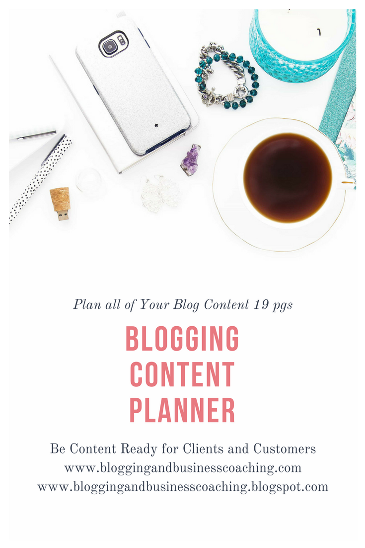$19 Optin Offer Download Our Blogging Content Planner