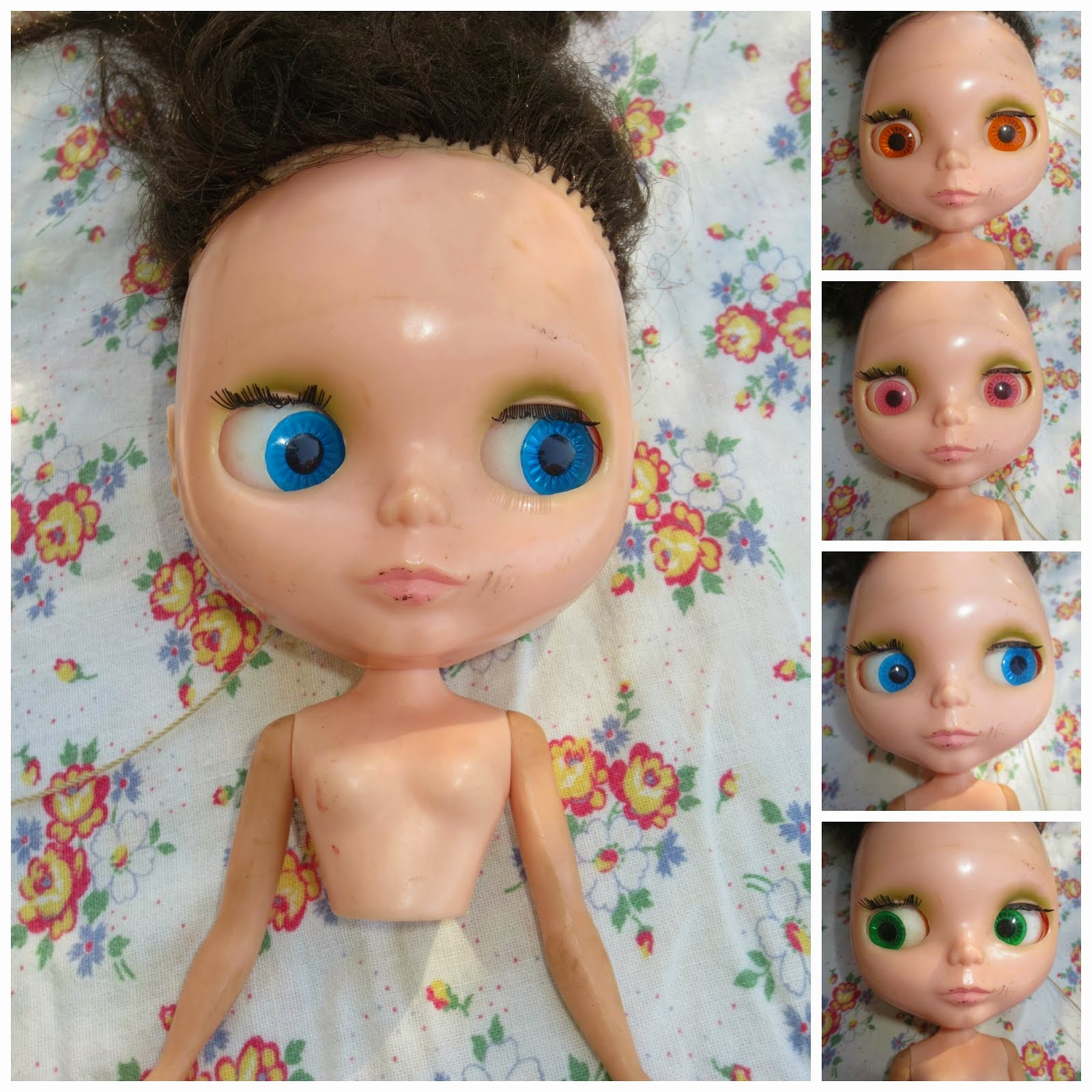 1972 Blythe Doll - Or Most of One