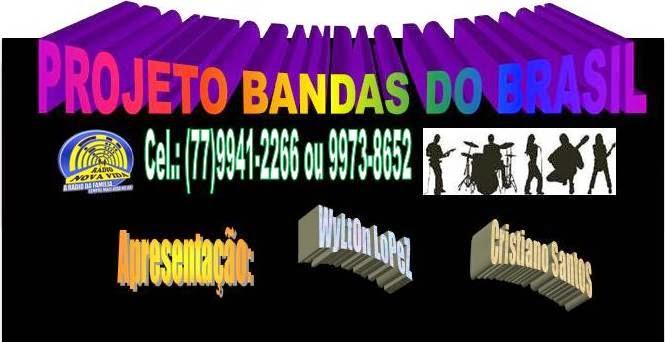 PROJETO BANDAS DO BRASIL
