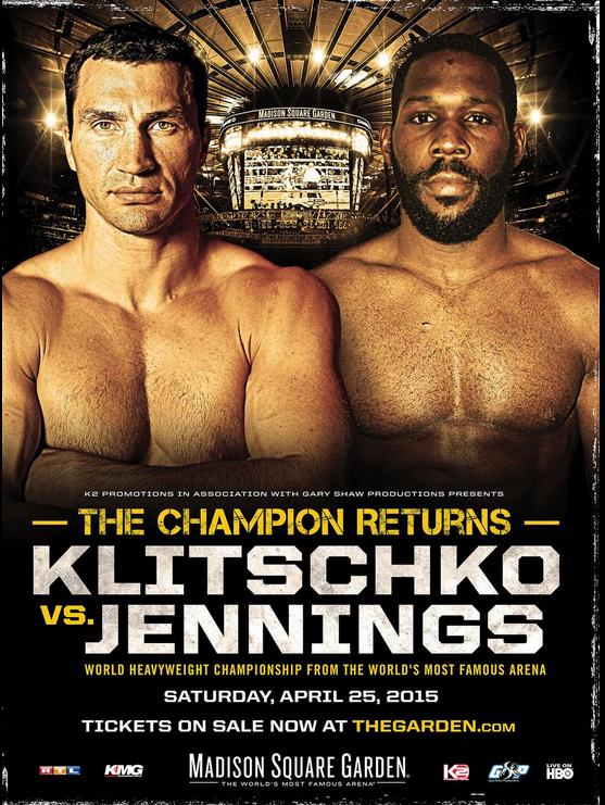 Klitschko vs Jennings live Stream HBO Fight Night Klitschko vs Jennings
