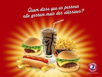 The Fifties Fast Food No Mundo