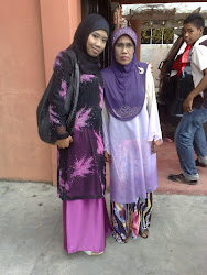 Eja with Mummy :D
