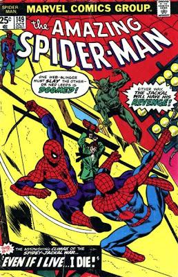 Amazing Spider-Man #149, Spider-Clone saga, Jackal, Gwen Stacy