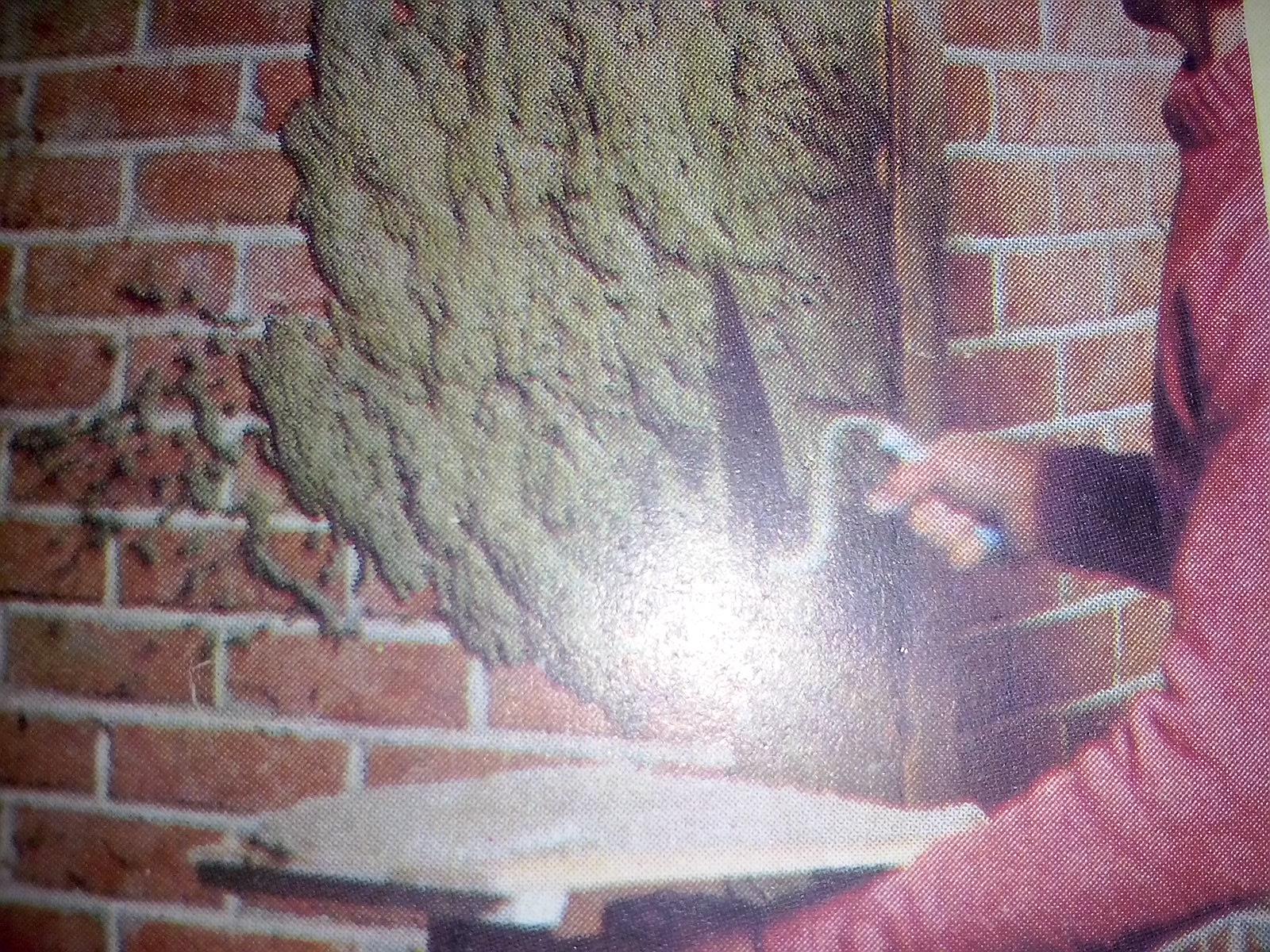 Como revocar pared de ladrillos for Paredes sin revocar