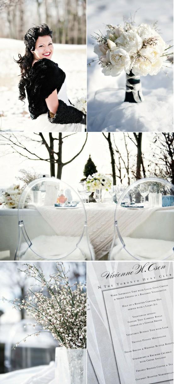 Matrimonio In Inverno Idee : Fiori da un matrimonio consigli e idee per