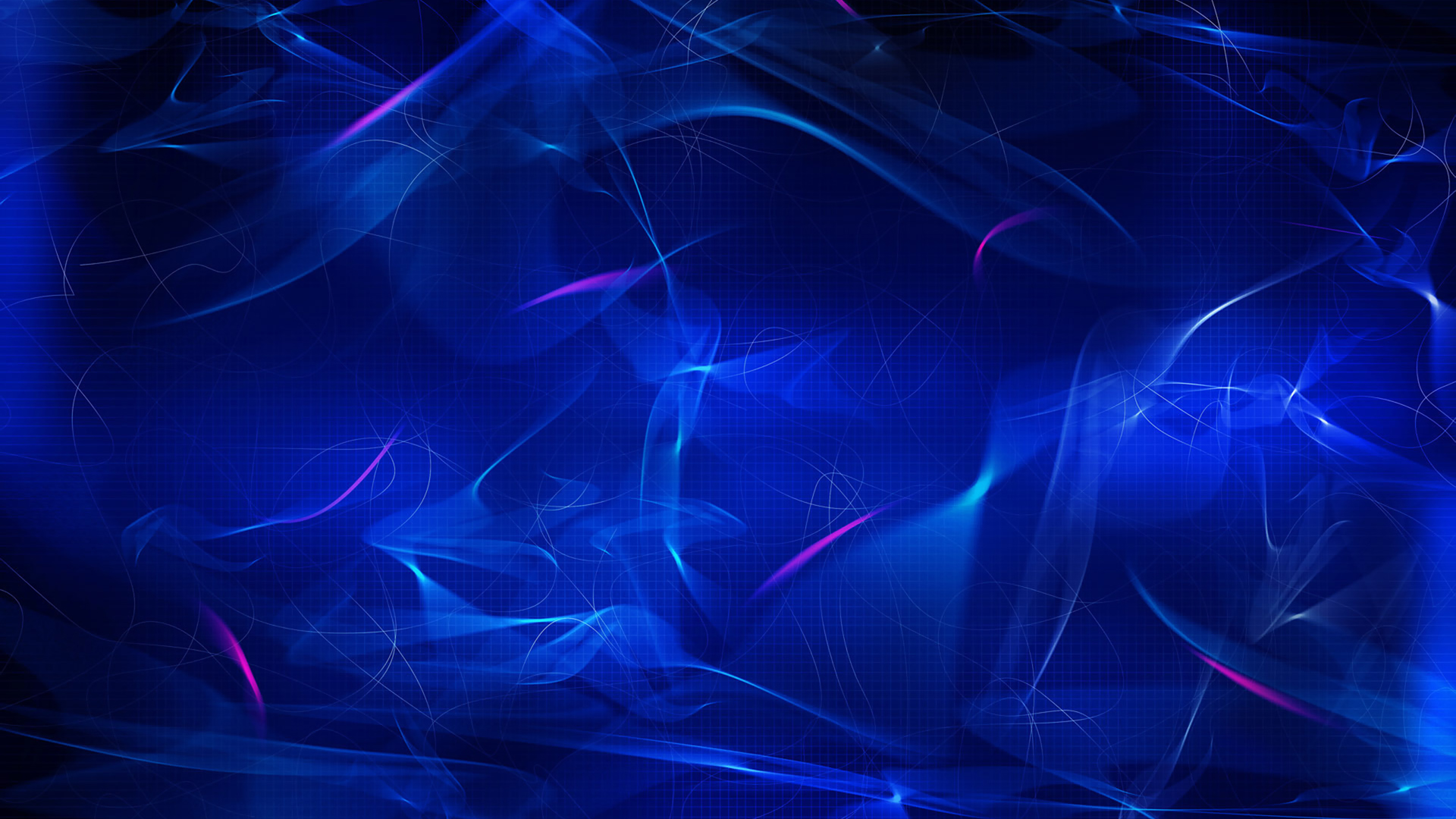 Deep Blue HD Abstract Wallpaper