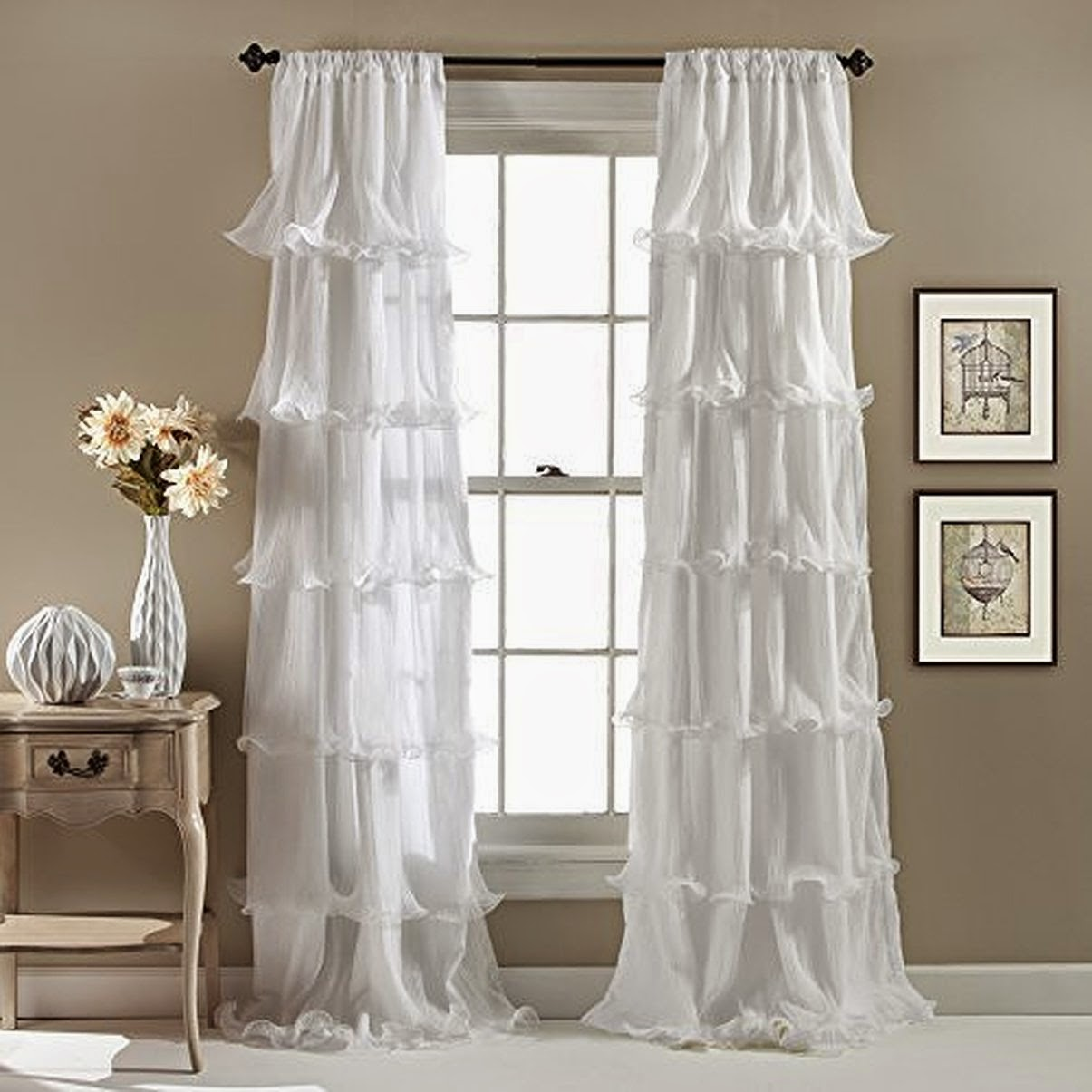 Lush Decor Lake Como Curtains Tealaholic Rocker Chic Bedroom Update And 200 Giveaway