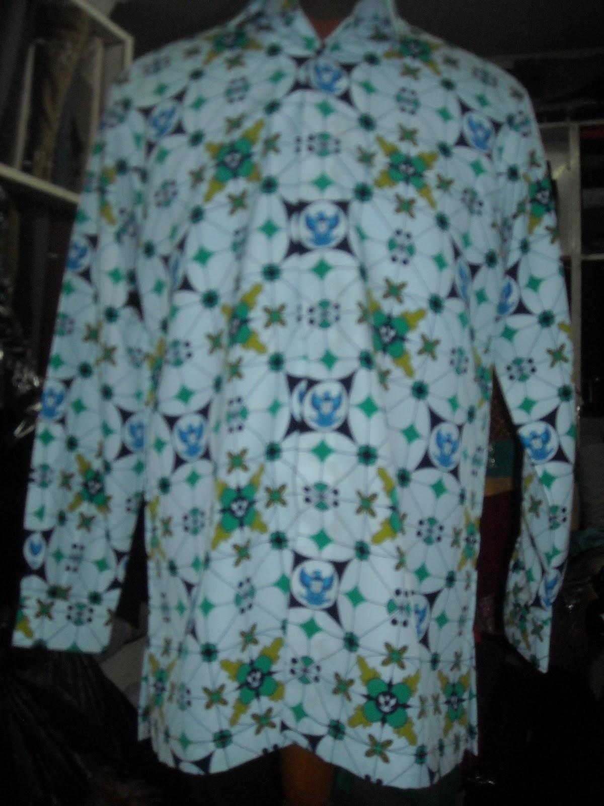 1200 x 1600 · 212 kB · jpeg, Contoh seragam pns batik wanita