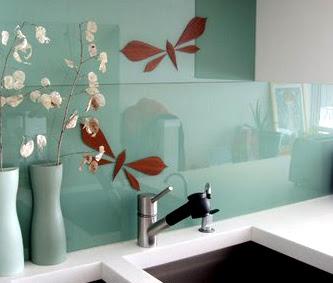 Bathroom Backsplash Ideas on The Finishing Touches  Weekend Inspiration  Backsplashes