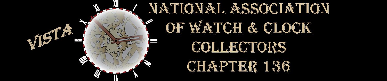 NAWCC Vista Chapter 136