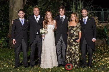 Mi familia wedding