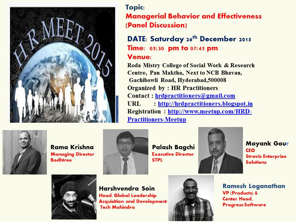 HR Meet 2015