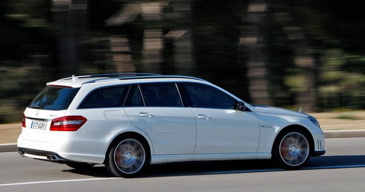 2012 Mercedes-Benz E63 AMG Wagon