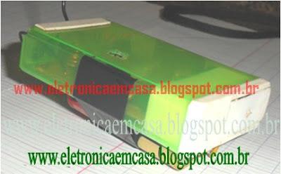 Transmissor FM com o BF495 eletronica em casa