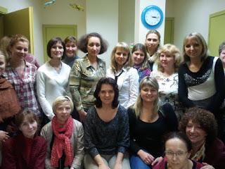 семинар по альтернативной коммуникации PECS в Санкт-Петербурге