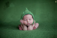 Sleeping Baby Pictures With Green Dress Kids Images