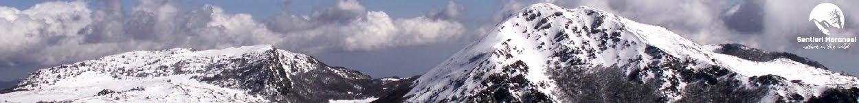 Monte Pollino dalla spalla Nord Est